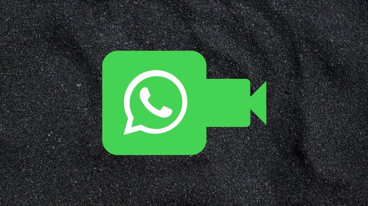 WhatsApp aplicação de video