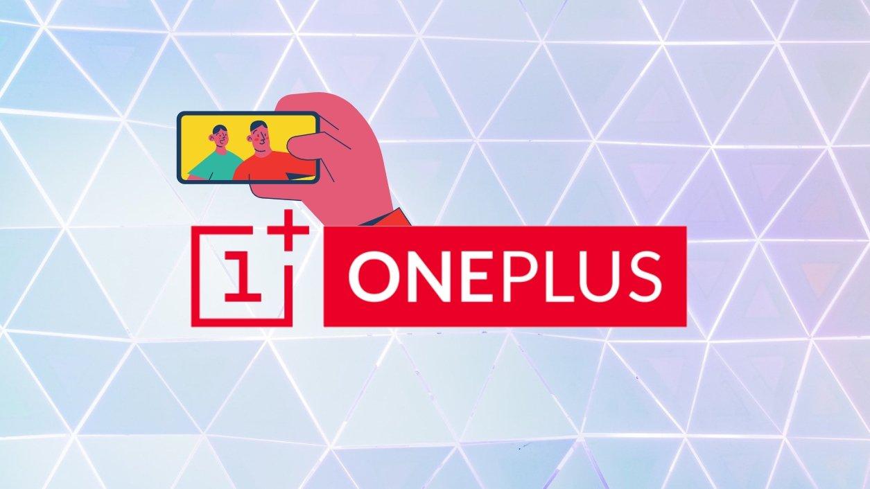 OnePlus câmara smartphone