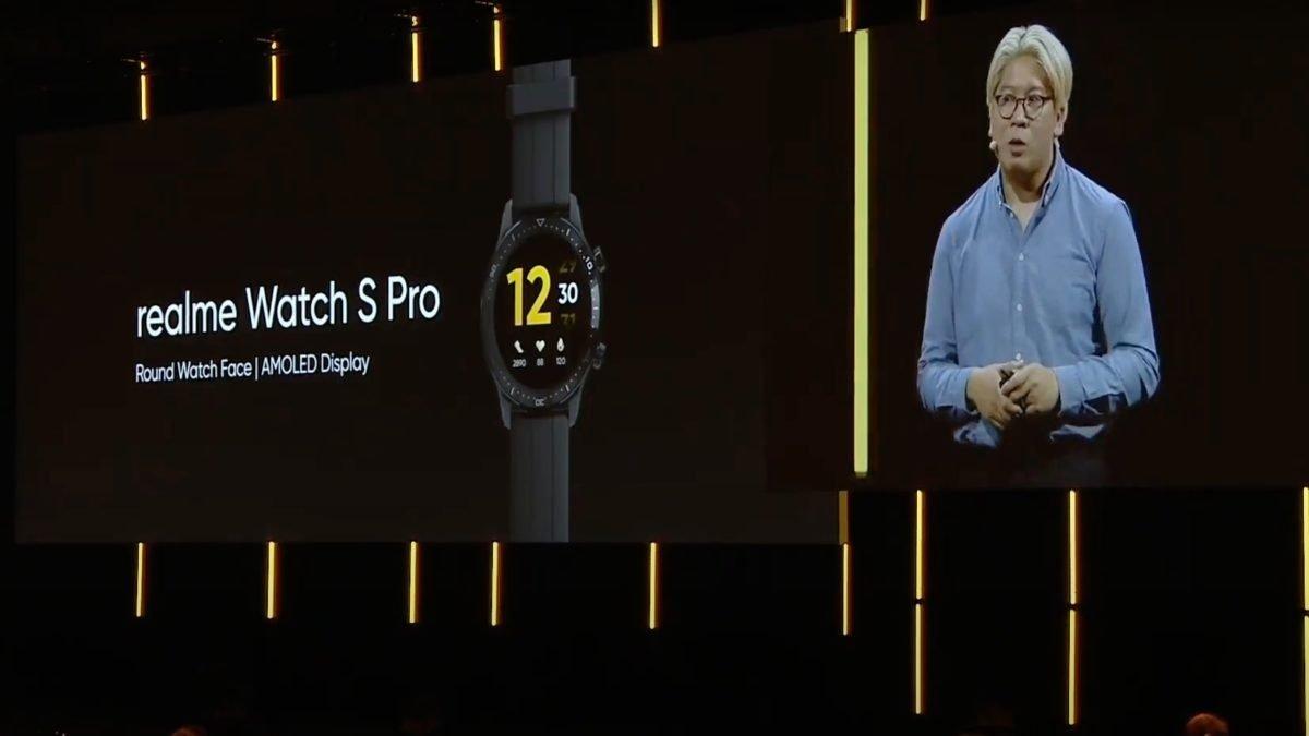 Realme Watch S Pro oficial