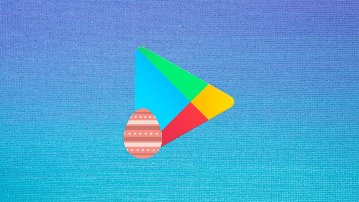 google play Store easter egg