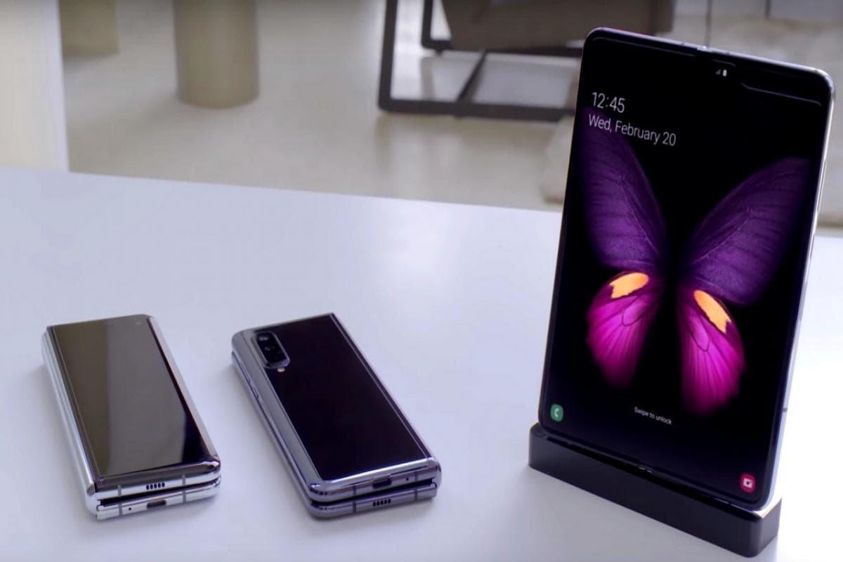 Samsung fold original