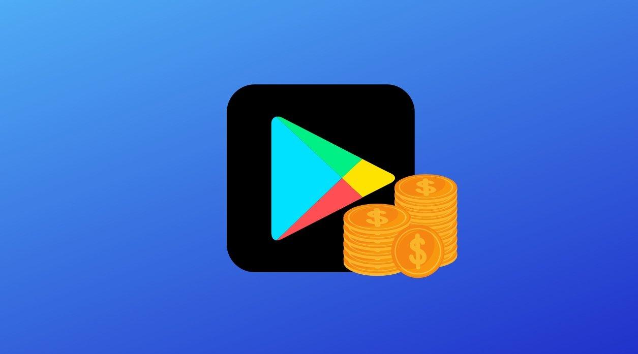 Play Store dinheiro