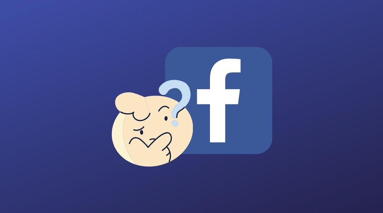 Facebook questão