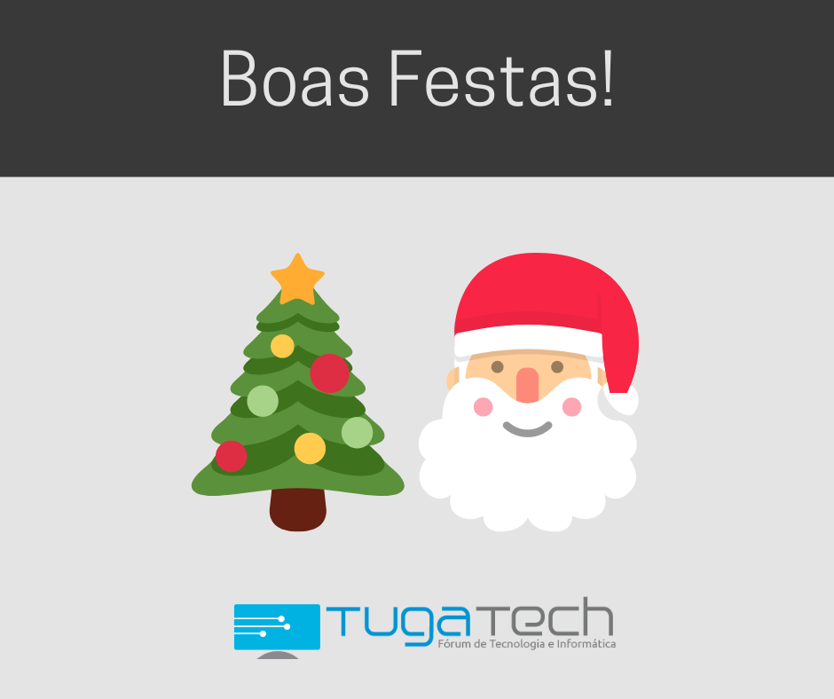 Boas Festas TugaTech