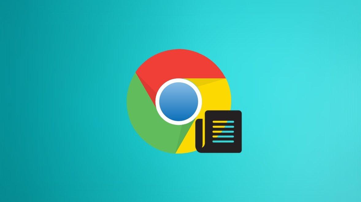 Google Chrome modo de leitura