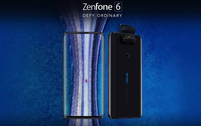 Zenfone 6 da Asus