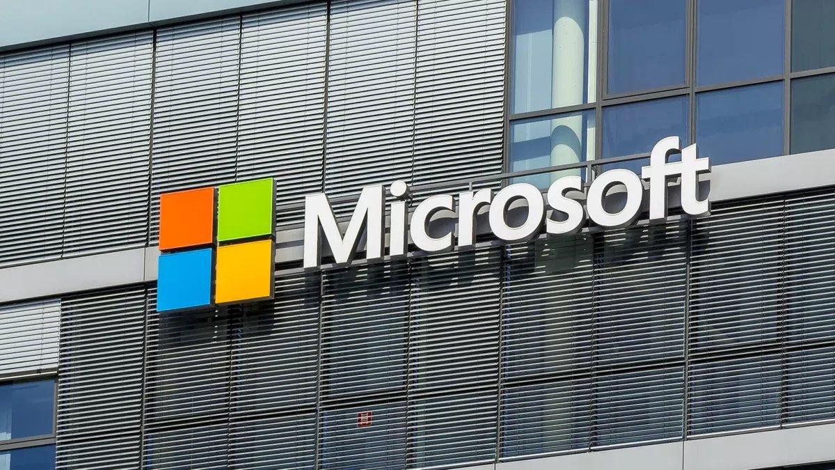 Microsoft sede da empresa