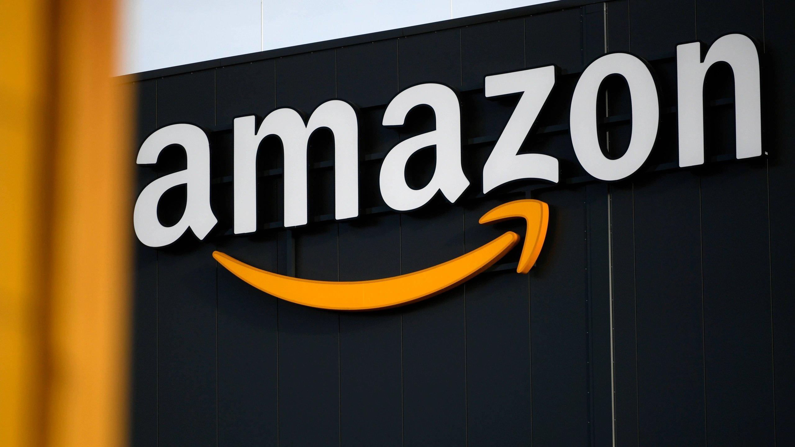 Amazon logo sede