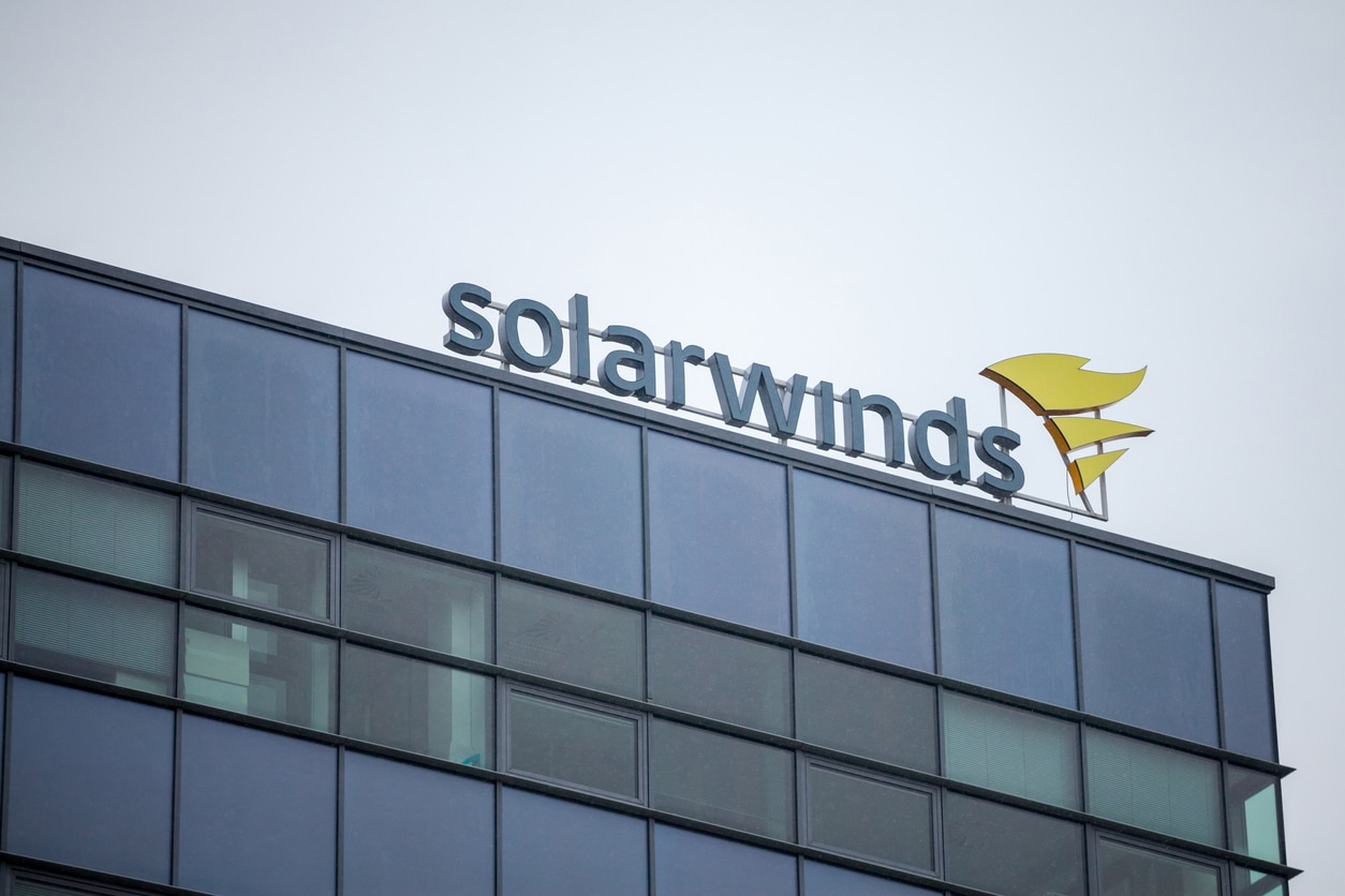 Solarwinds sede