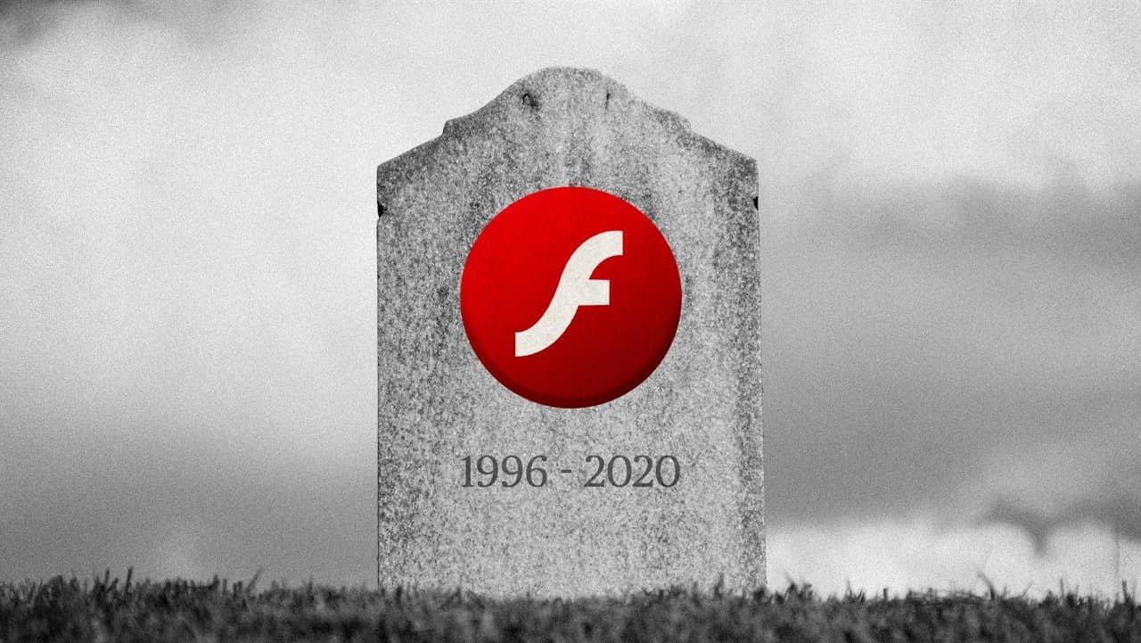 Adobe Flash fim