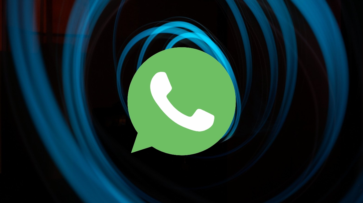 WhatsApp mensagem logo