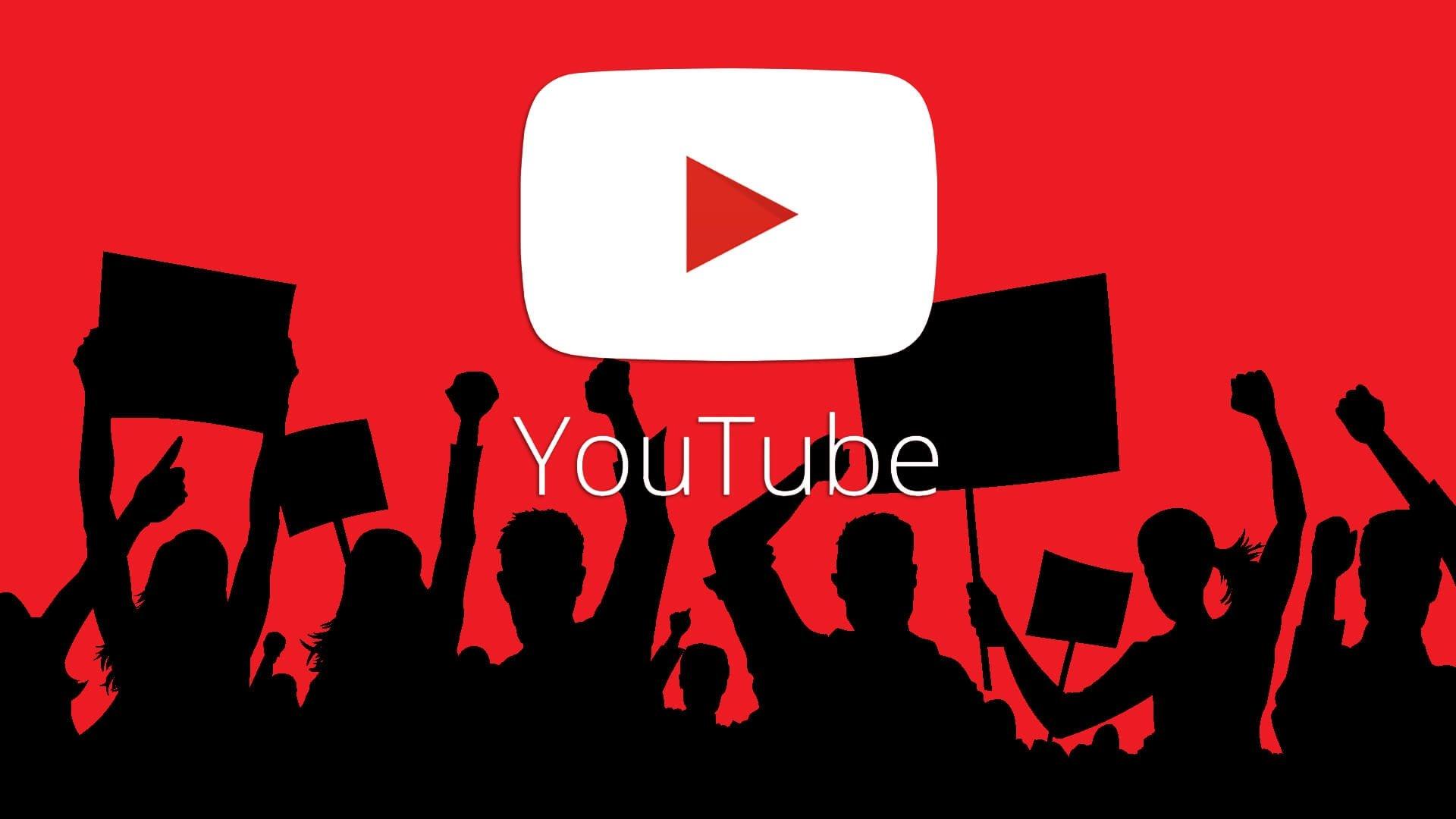 YouTube revolução