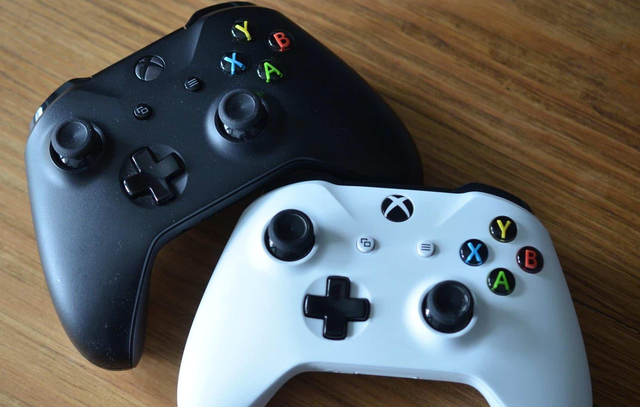 comando da Xbox