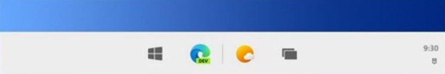 windows 10 barra de tarefas do sistema