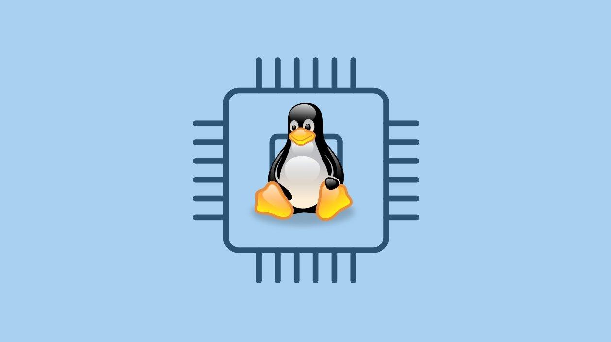 Linux kernel processador