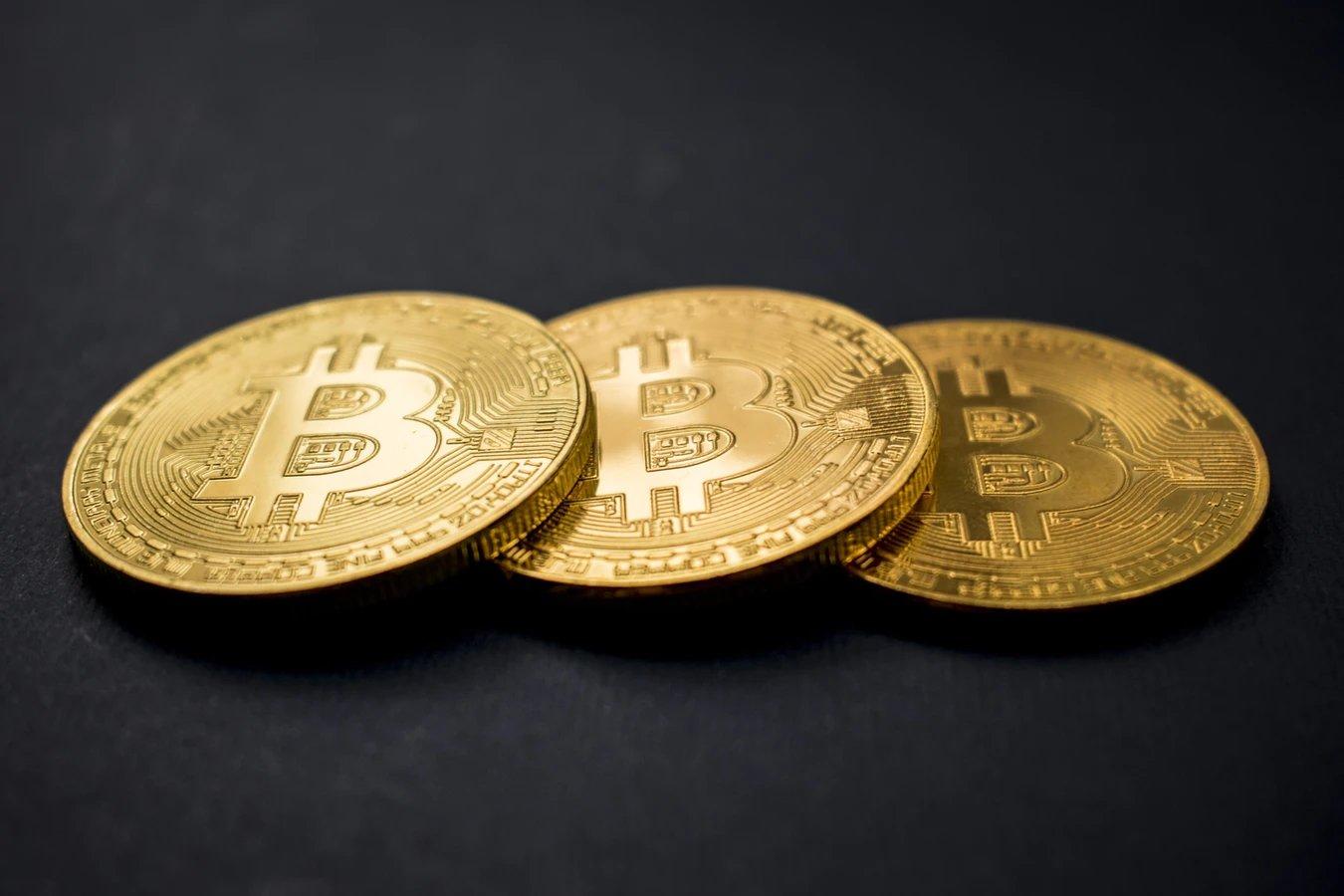 Bitcoin moeda física