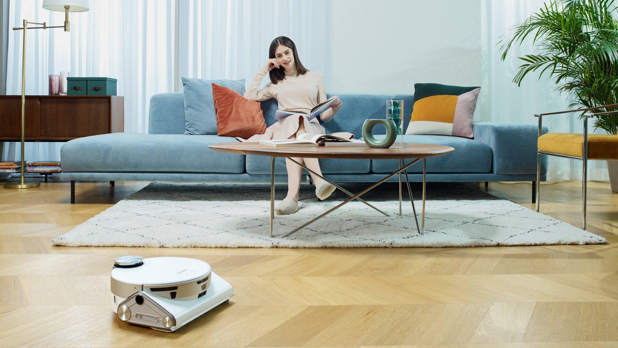 robot aspirador inteligente