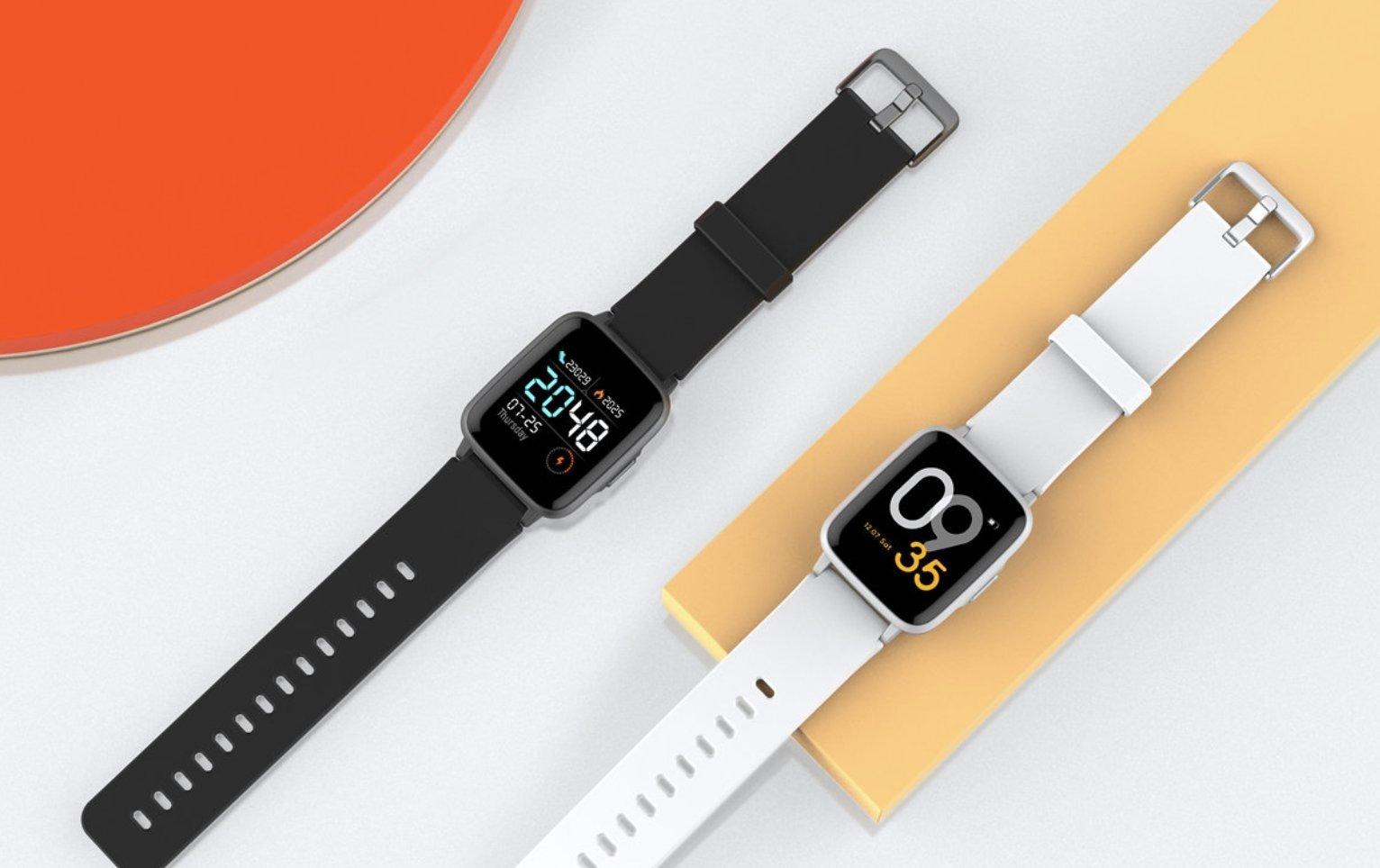 Smartwatch no mercado