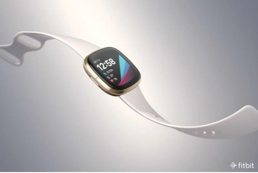 fitbit smartwatch monitorização