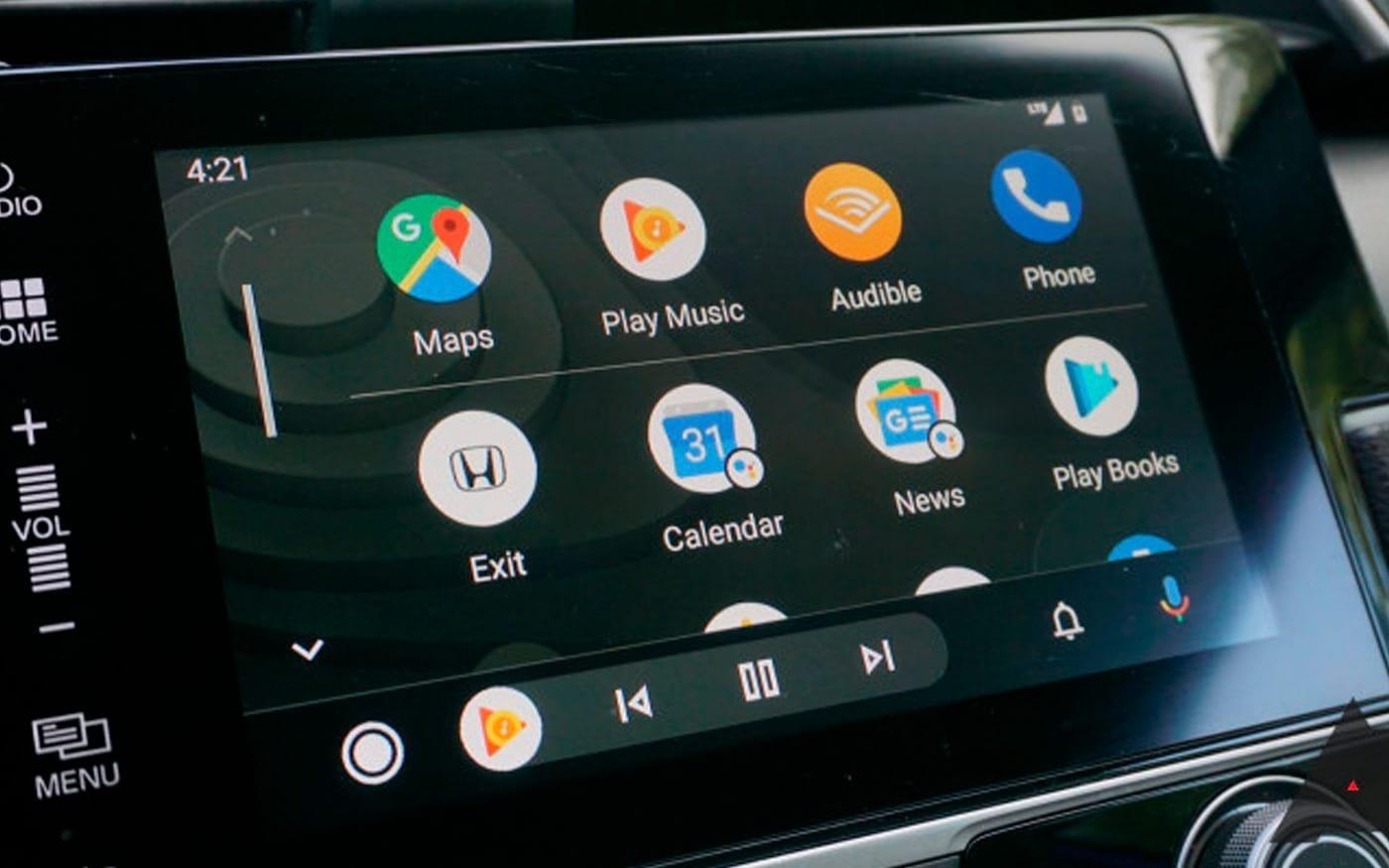 Android Auto dispositivo