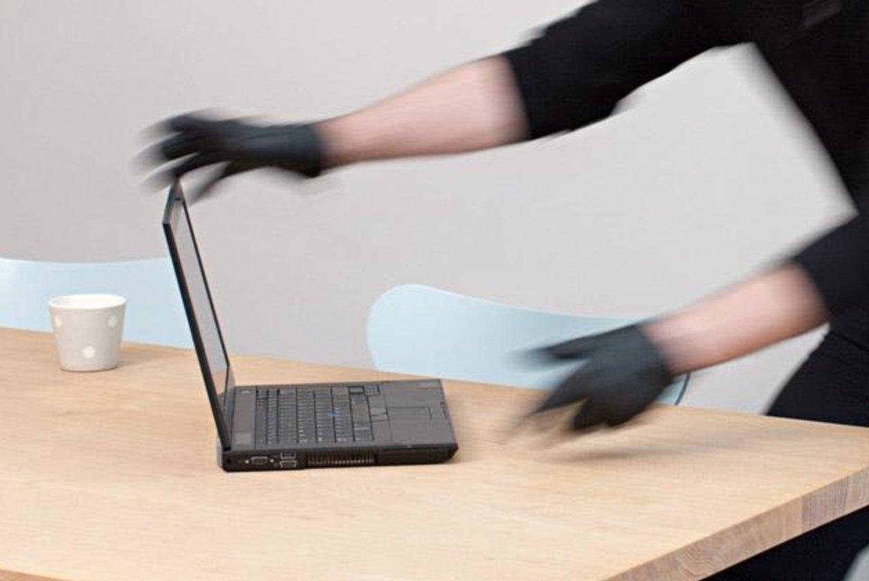 Roubo de computador