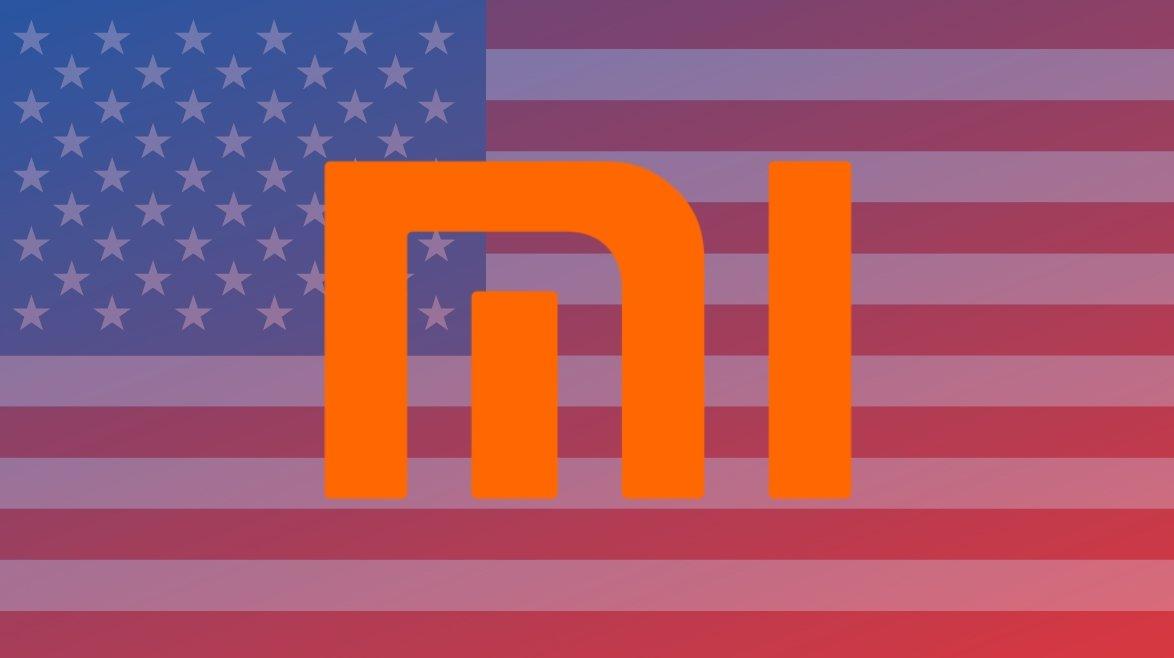 Xiaomi nos EUA