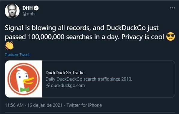 nota sobre marco do duckduckgo