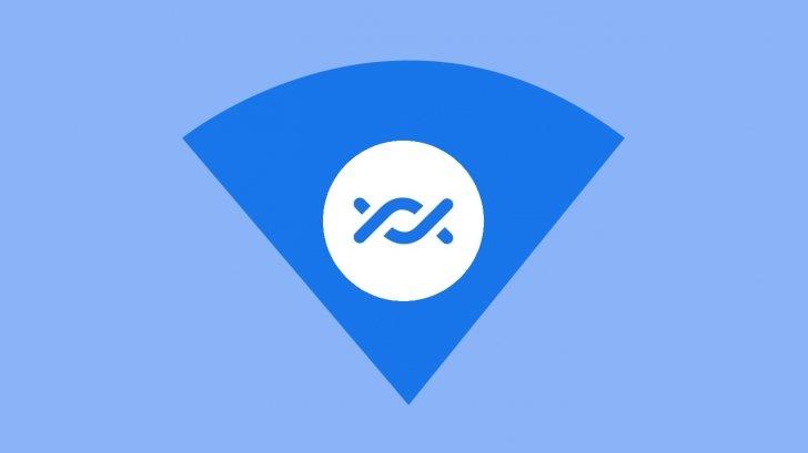 rede wi-fi com partilha no nearby share