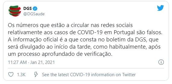 COVID-19 portugal