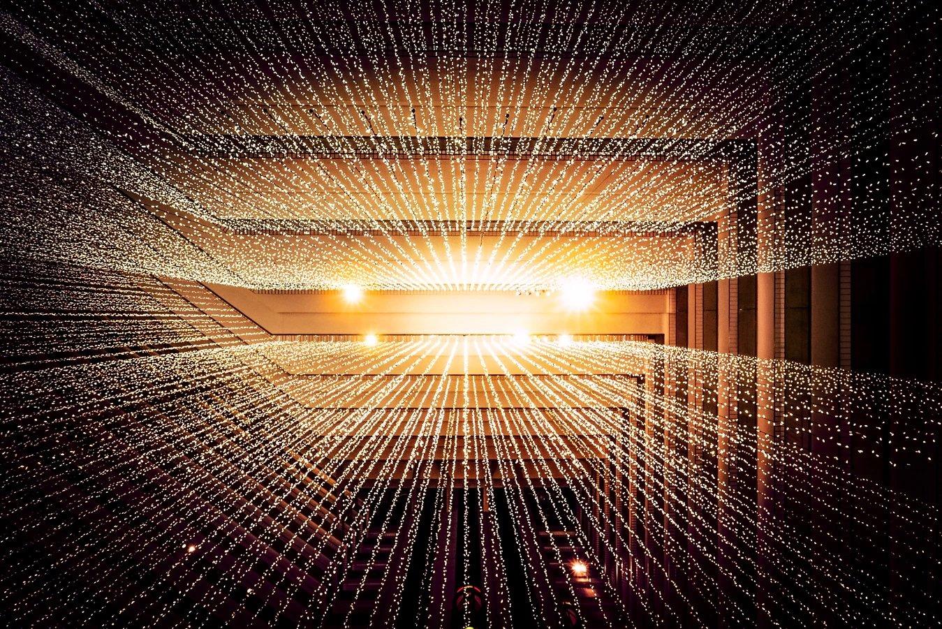 ataque DDoS luz