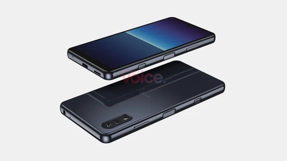 design novo smartphone xperia compact sony