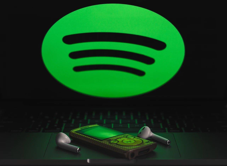 Spotify em computador