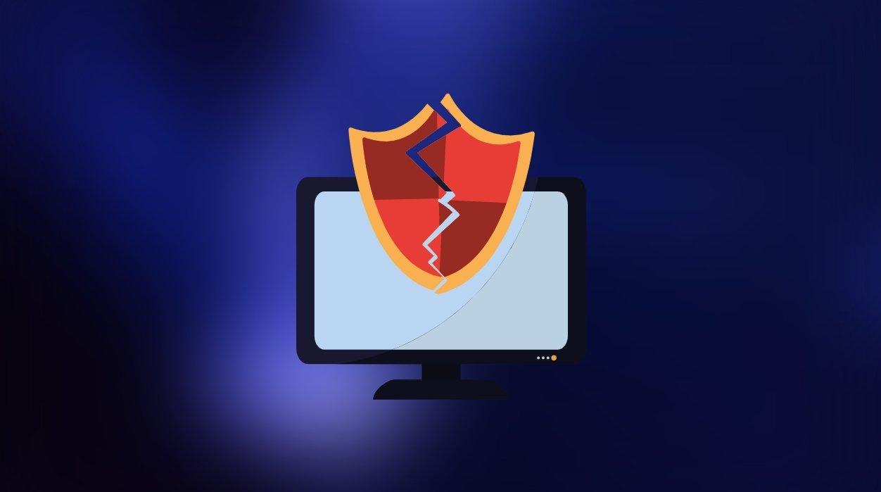 malware windows computador