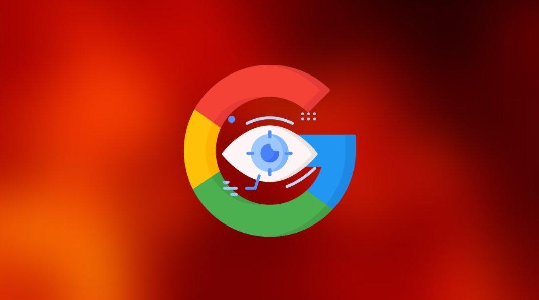 Google olho sobre privacidade