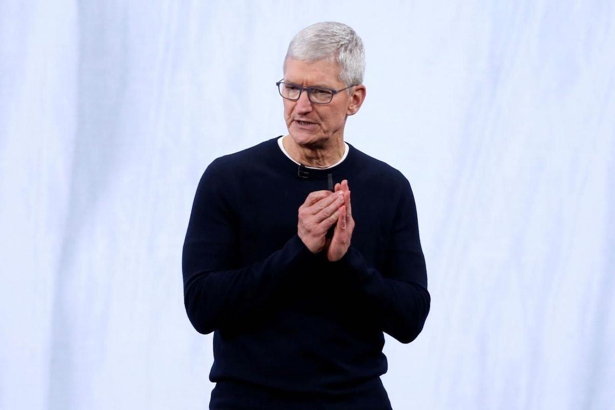 Tim Cook da Apple