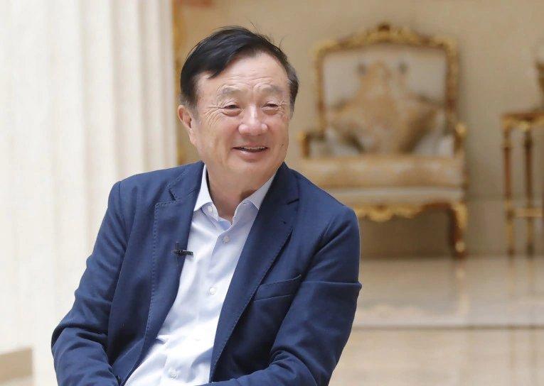 Ren Zhengfei ceo da Huawei