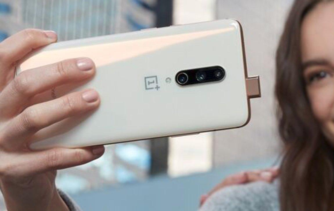 OnePlus smartphone