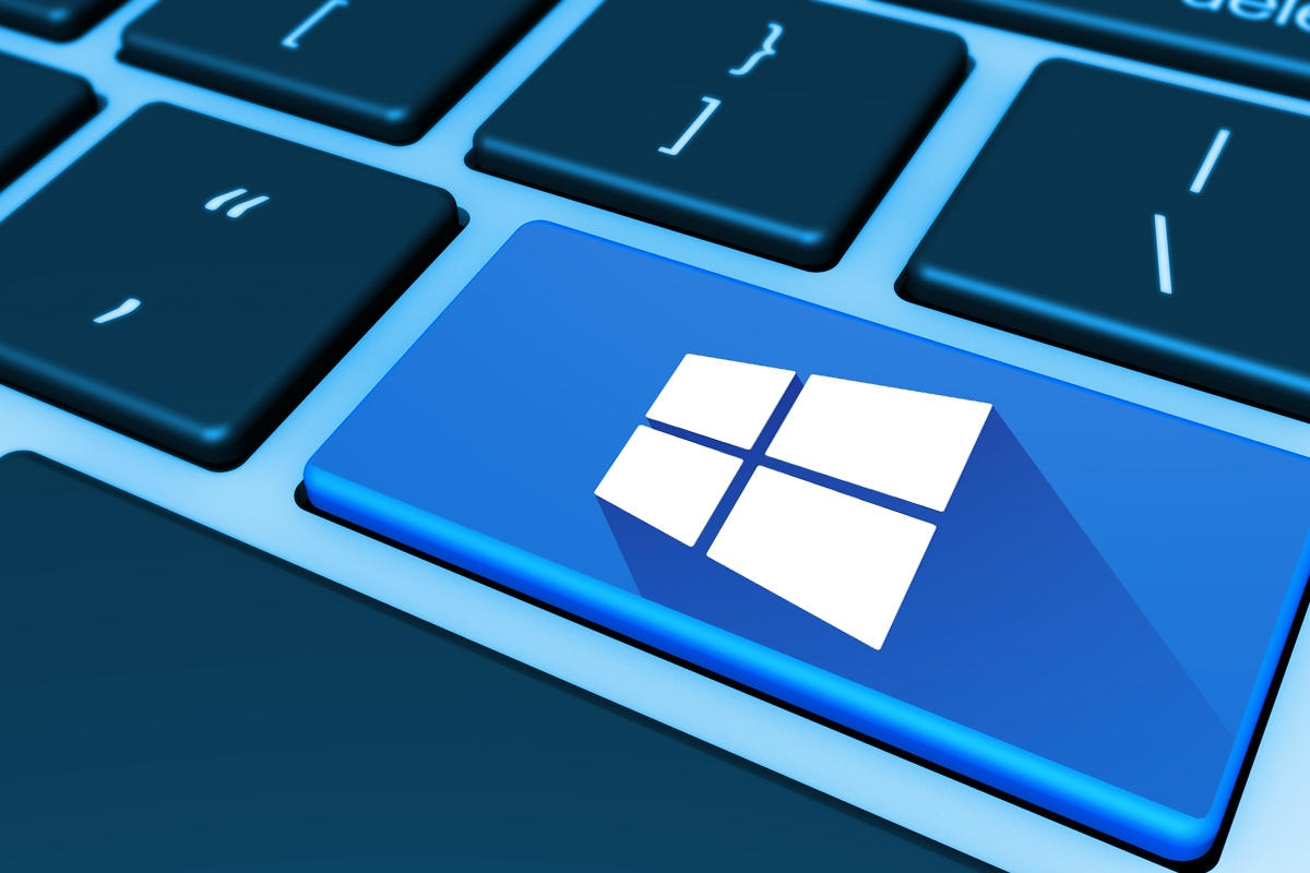 Windows tecla