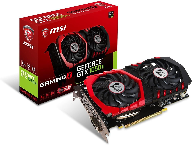 Nvidia GTX 1050ti