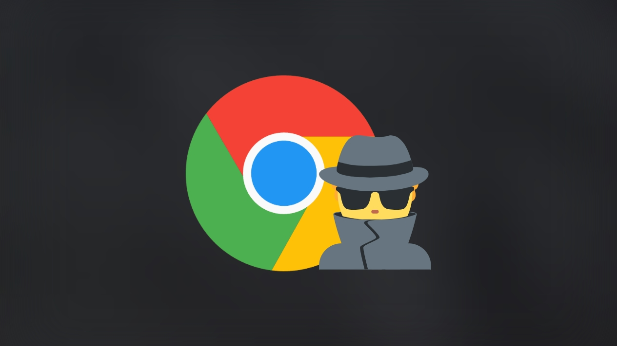 Google Chrome anónimo