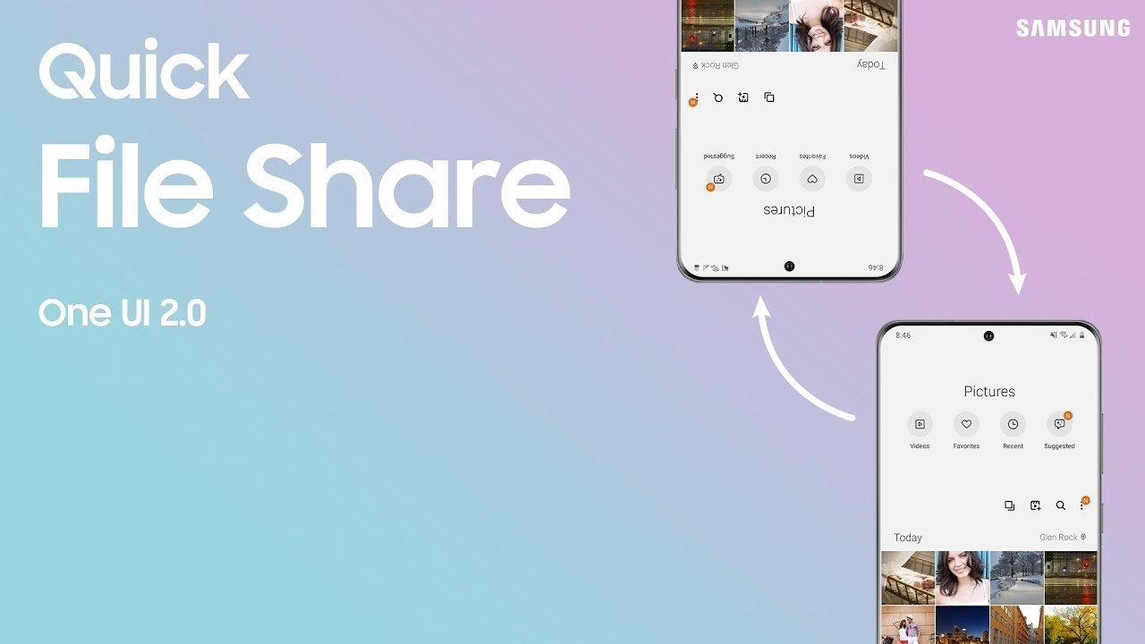 Quick Share Samsung