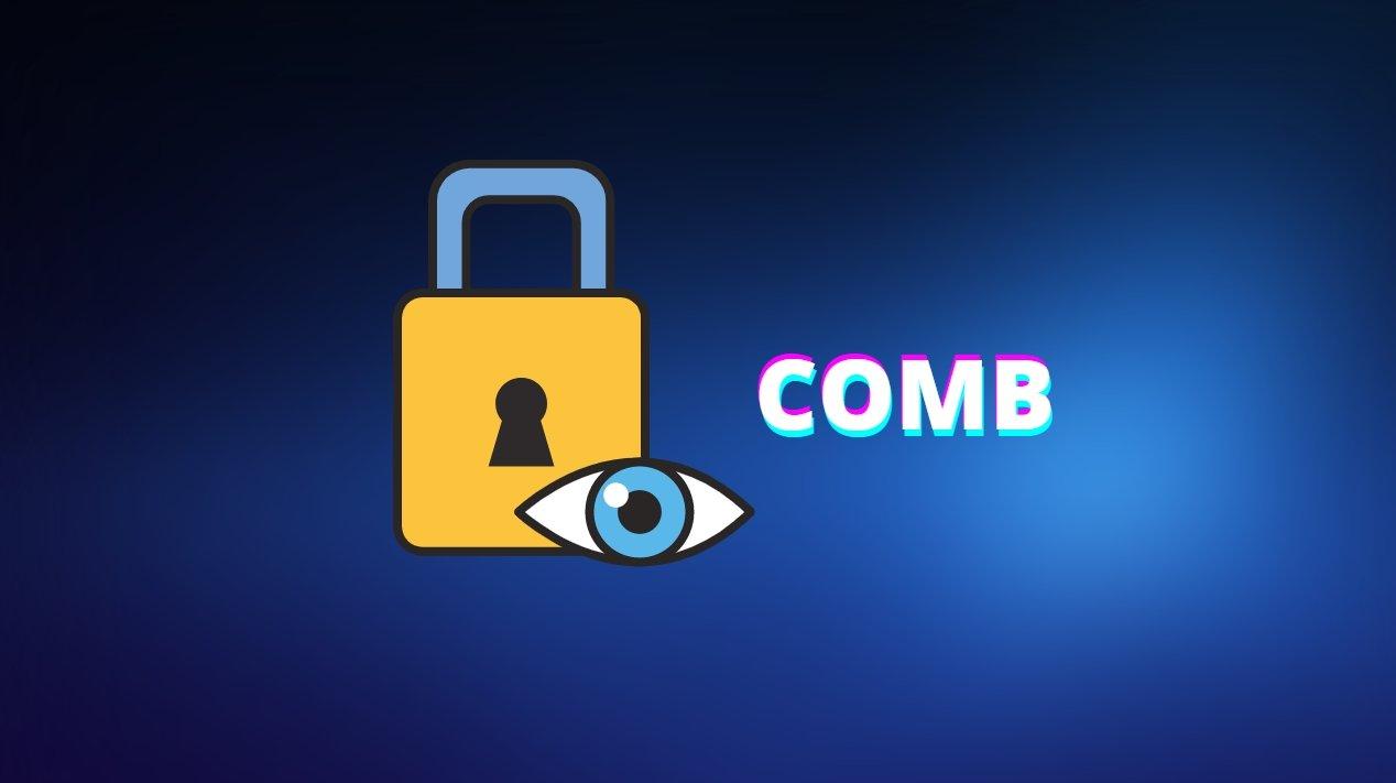 COMB senhas