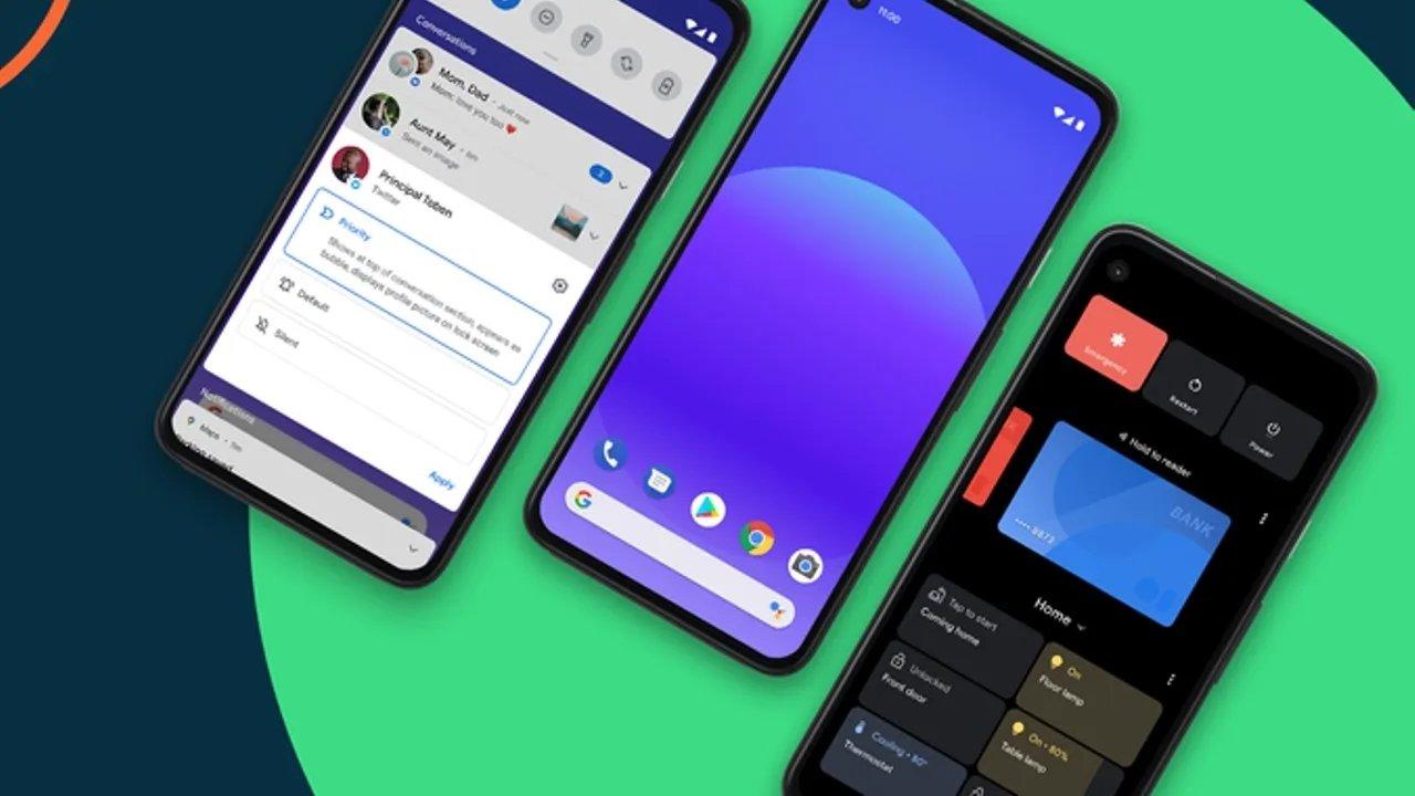 Android em smartphones