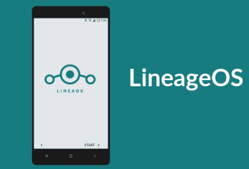 LineageOS sistema Android