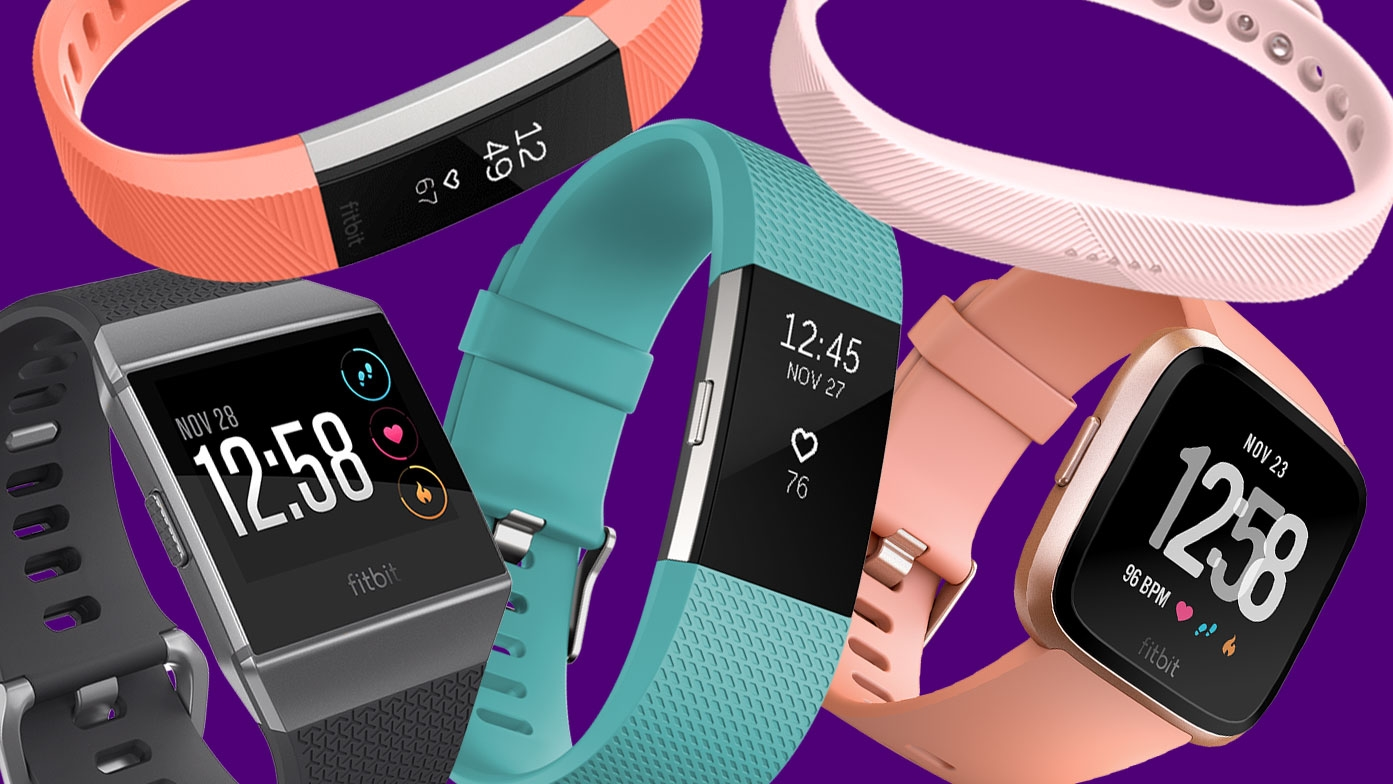 Fitbit smartwatches
