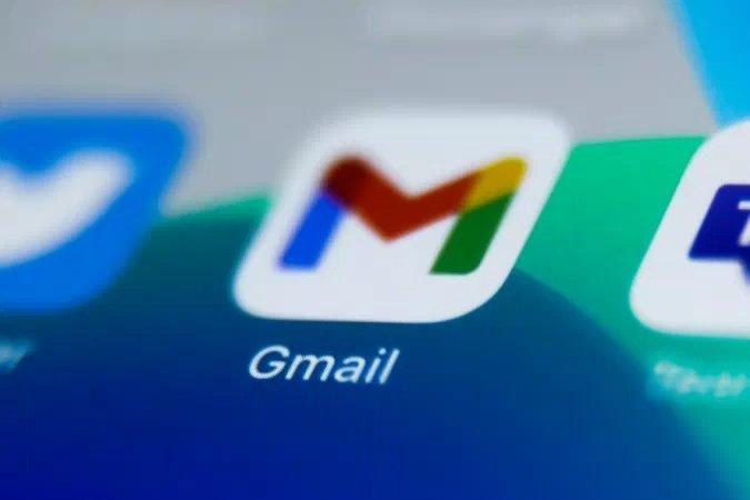Gmail no iOS