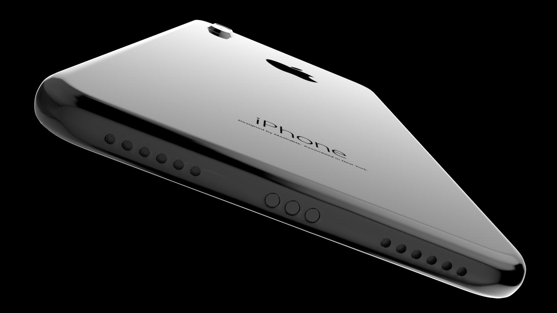 iPhone entrada de carregamento removida