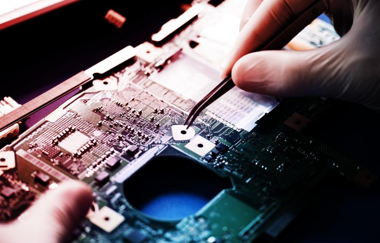 reparação de electrónico