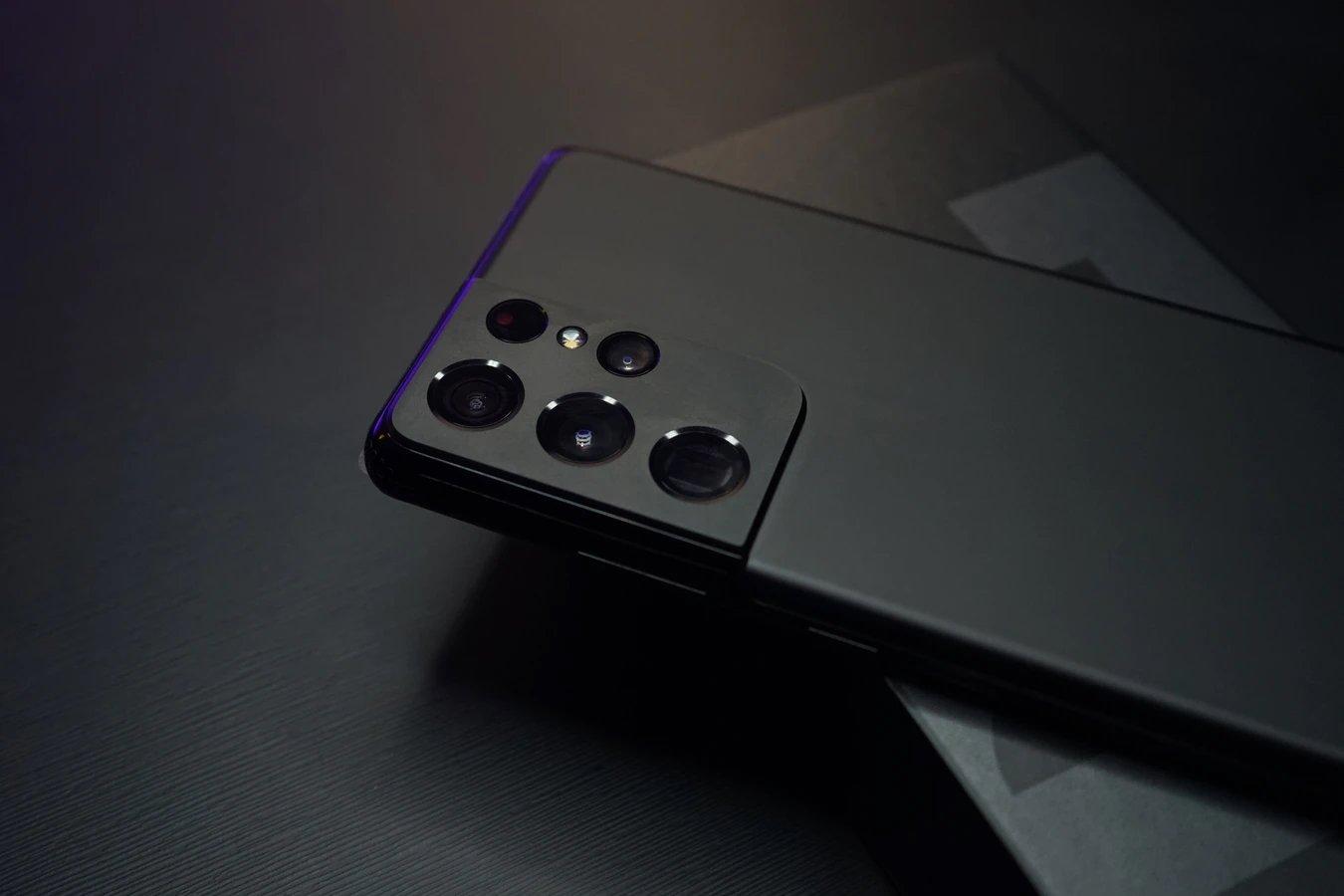 Samsung s21 cameras