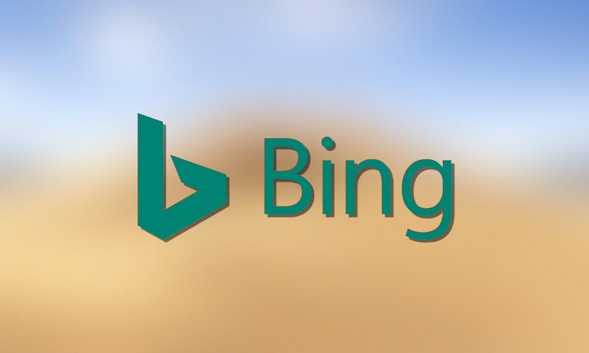 Bing pesquisa